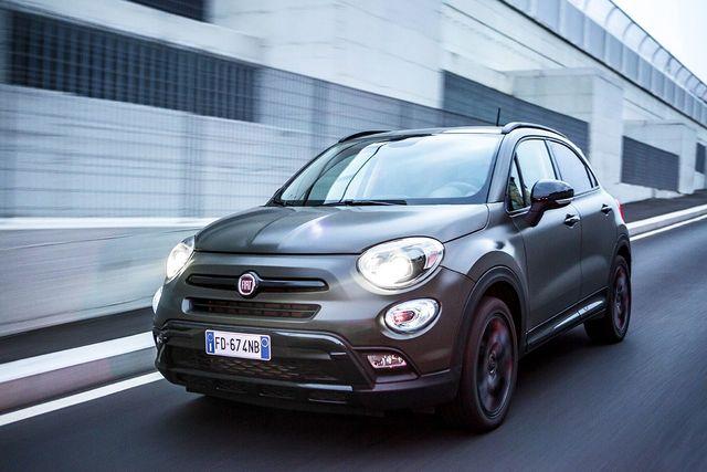 Test: Fiat 500X - Entspannendes Schrillen
