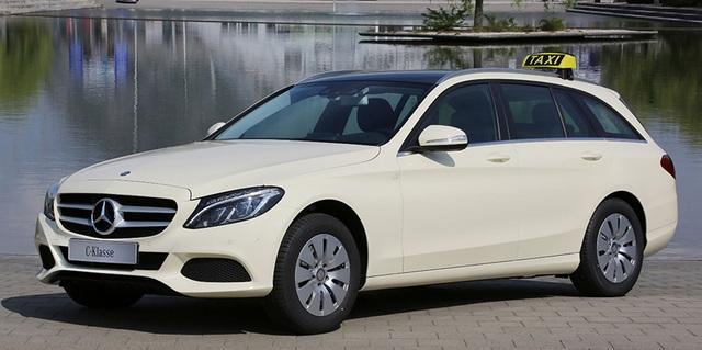 Mercedes C-Klasse  - Keine Taxi-Ausstattung mehr