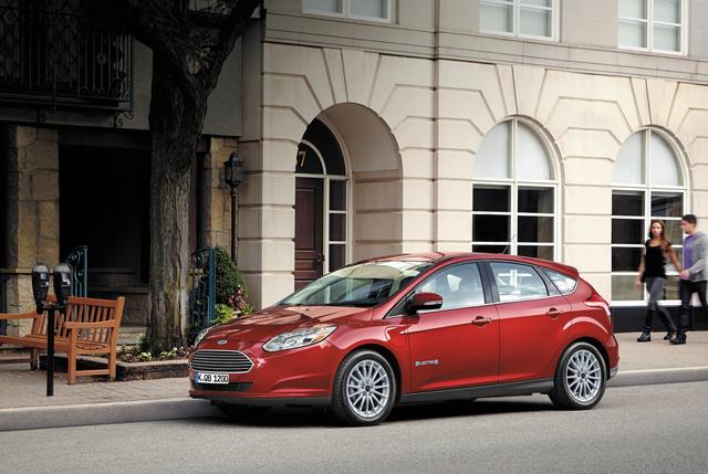Ford Focus Electric - Mehr Reichweite zum gleichen Preis