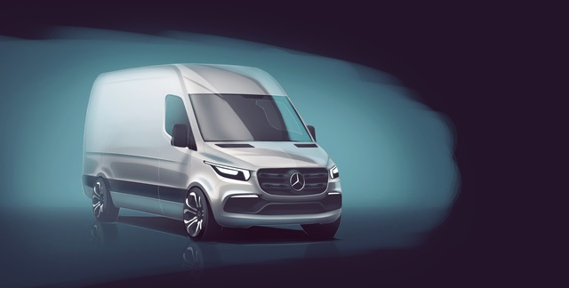 Mercedes Sprinter - Wie eine große V-Klasse