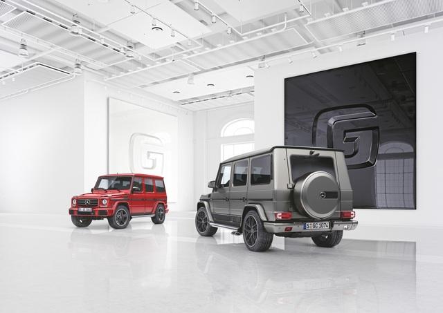 Mercedes G-Klasse - Abschiedstour mit Sondermodellen