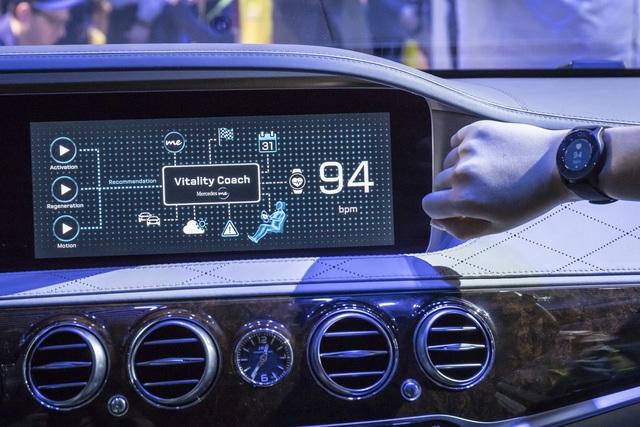 Mercedes auf der CES 2017 - Vier Buchstaben Zukunft
