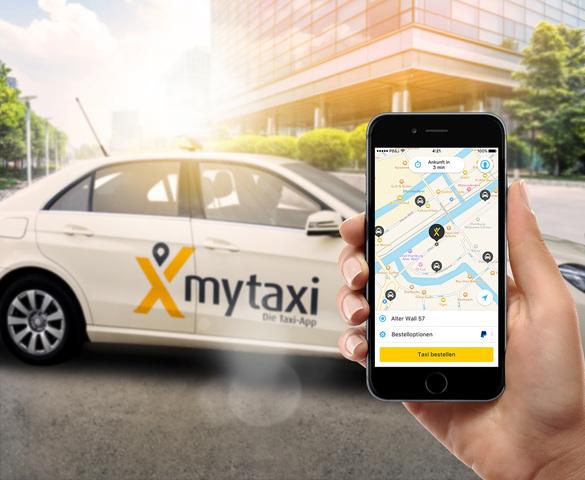 Taxi-Ruf per App - Der bequeme Weg zum Chauffeur