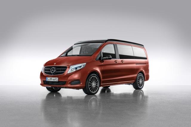 Mercedes Marco Polo Horizon  - Edel oder sportlich
