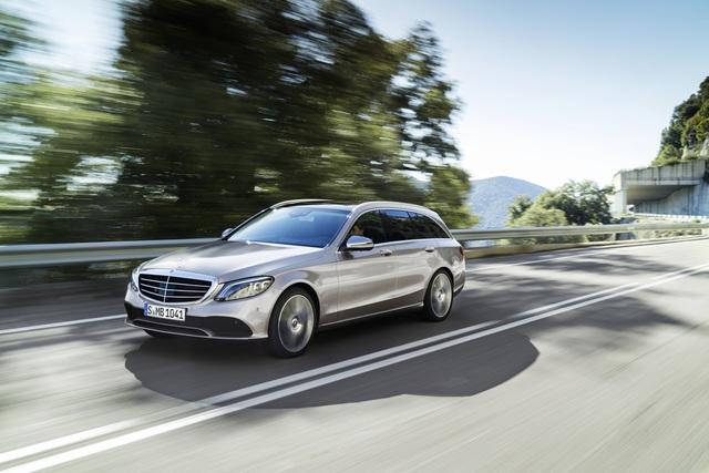 Test: Mercedes C 200 T-Modell - Der Kombi