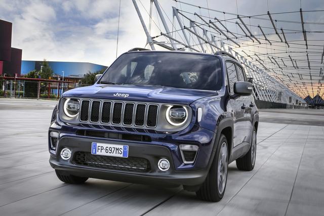 Test: Jeep Renegade 1.0 l T-GDI - Für Asphalt-Cowboys und -girls