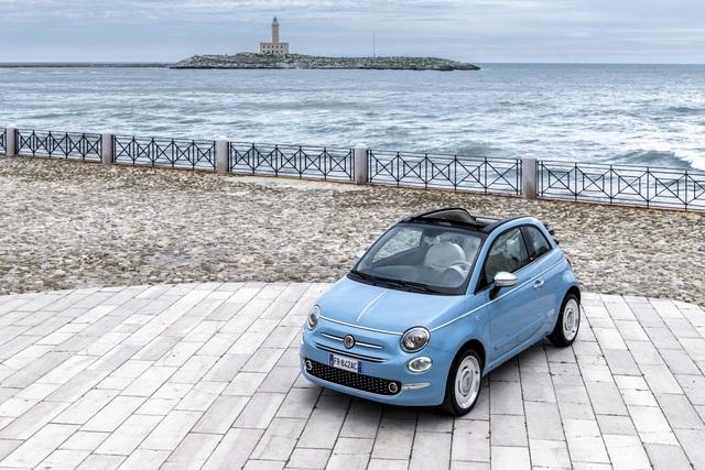 Fiat 500 Spiaggina 58 - Erinnerungen an den Strand