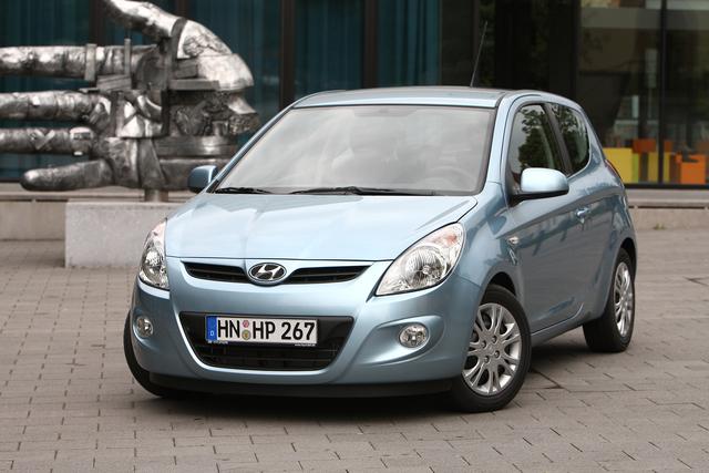 Hyundai i20: Sparsamer und sauberer