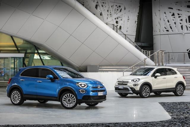 Fiat 500X - City-SUV mit neuen Motoren