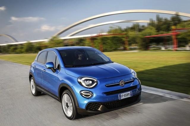 Fahrbericht: Fiat 500X Facelift - Neue Benziner für das Knuff-SUV