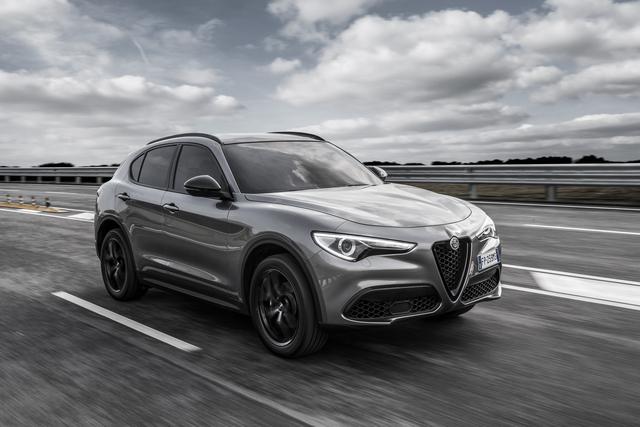 Alfa Romeo  - Technik und Luxus für die Mittelklasse