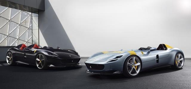 Ferrari Monza SP1 und SP2  - Limitiert, offen und schnell