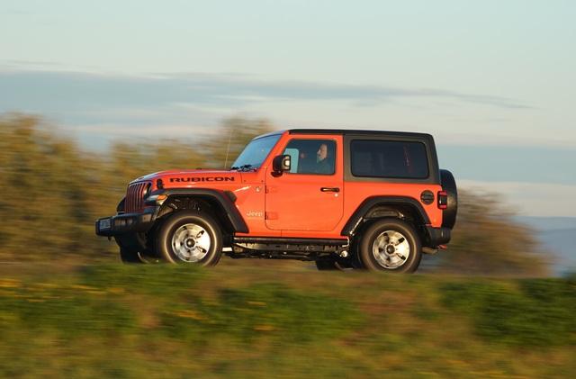 Fahrbericht: Jeep Wrangler  - Fähig im Gelände, okay auf der Straße