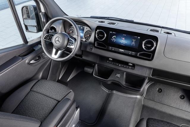 Neue Sprinter-Generation - Hey, Mercedes