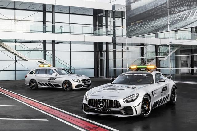 Neues Safety-Car für die Formel 1  - So stark wie nie