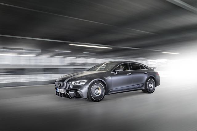 Mercedes-AMG GT 63 S 4MATIC+ Edition 1 - Zum Start etwas Besonderes