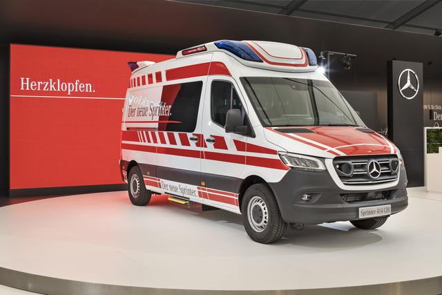 RETTmobil 2018 - Das Neueste in Rot und Weiß