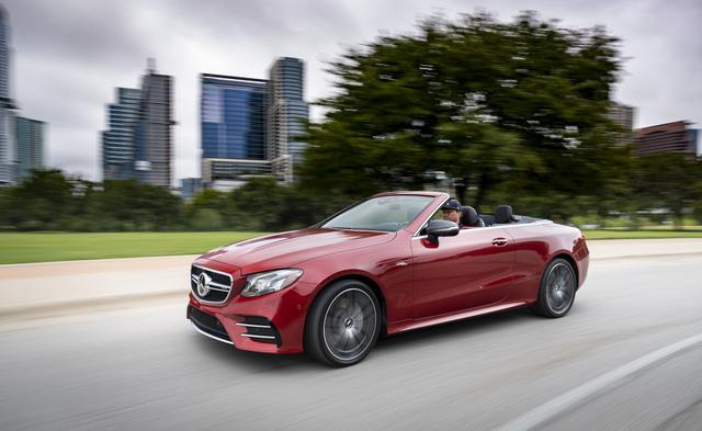 Fahrbericht: Mercedes-AMG E 53 Cabrio - Ein bisschen unter Strom