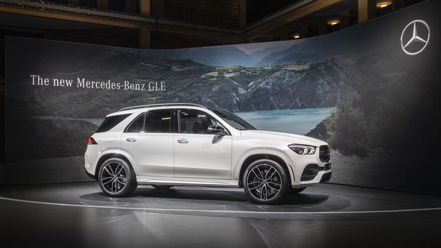 Neuer Mercedes GLE - Größer, schnittiger und komfortabler