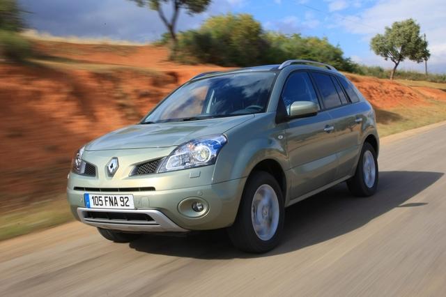 Renault Koleos: Günstiger Einstieg in die SUV-Klasse