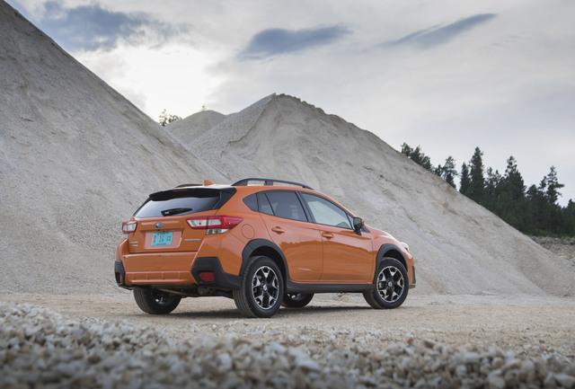 Alternative Antriebe  - Erster Plug-in-Hybrid bei Subaru