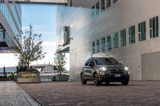 Fiat 500X Cross S-Design - Für den schöneren Schein