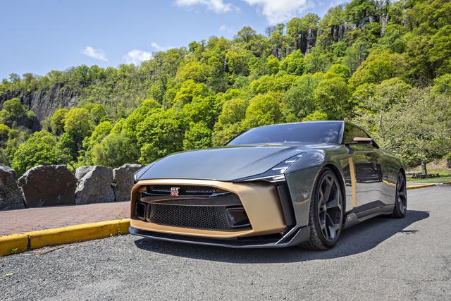 Fahrbericht: Nissan GT-R50  - Ein Goldstück zum Geburtstag