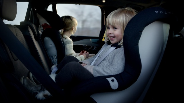 Ratgeber: So sichert man Kinder im Auto   - Der richtige Sitz, richtig genutzt