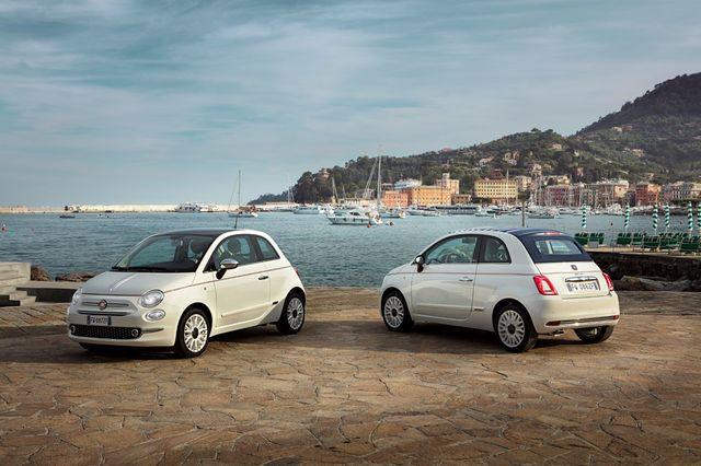 Sondermodell Fiat 500 Dolcevita - Zum Geburtstag was Süßes