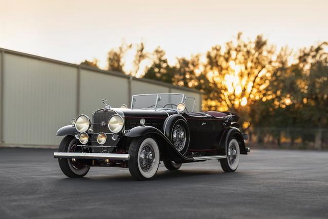 Auktion: Sieben 16-Zylinder von Cadillac - Giganten unter dem Hammer