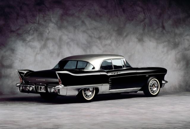 Rückblick: Cadillac Eldorado Brougham 1957 - Seiner Zeit voraus