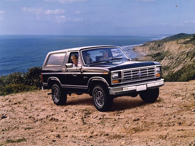 Ford Bronco 2020 - Comeback-Ansage