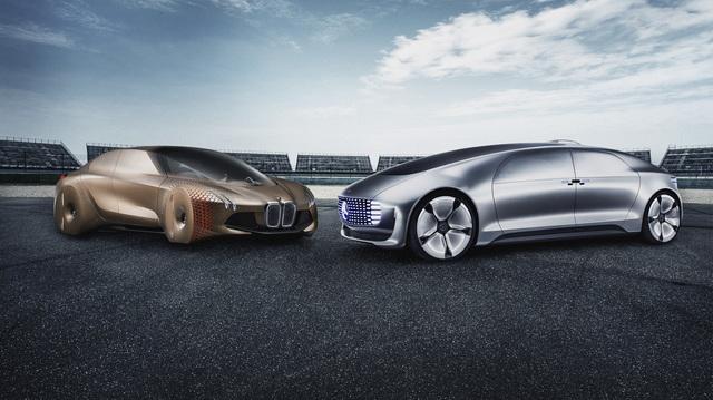 Autonomes Fahren - BMW und Daimler planen gemeinsam Roboterauto-Plattform