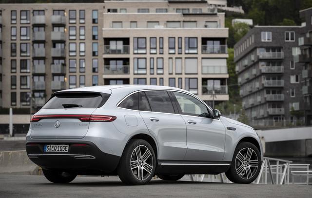 Mercedes EQC zur Langzeitmiete - Niedrigschwelliger Einstieg