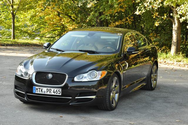 Jaguar XF-Sondermodelle - Geburtstagsüberraschung zum 75. (Kurzfassung)