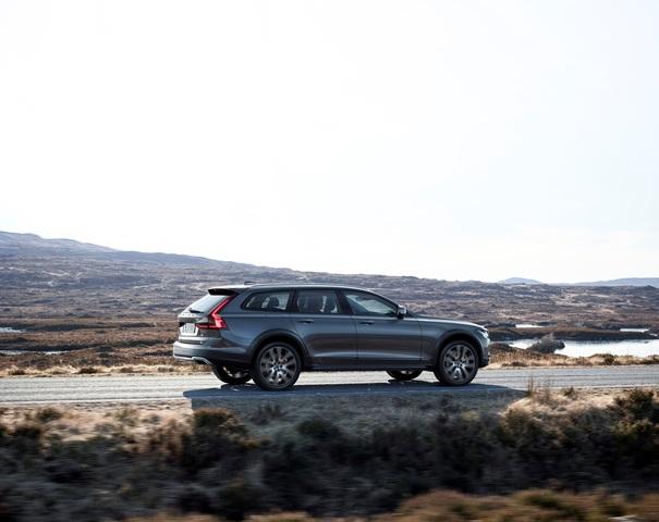 Volvo V90 Cross Country - Allrad-Kombi kostet 56.000 Euro
