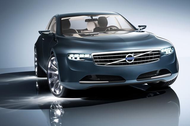 Volvo Studie Concept You - Kühles Nordlicht