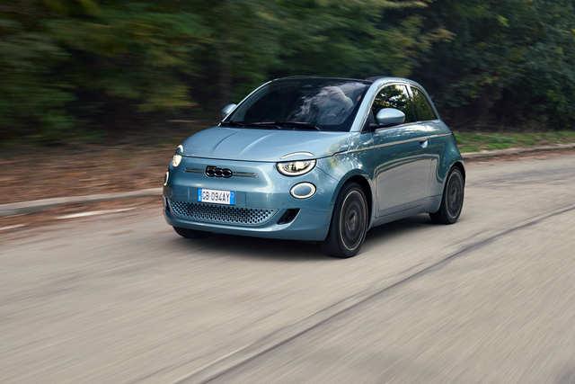 Fiat-Bonusprogramm  - Kilometergeld für E-Autofahrer