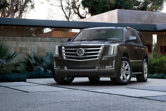 Neuer Cadillac Escalade -  Think big