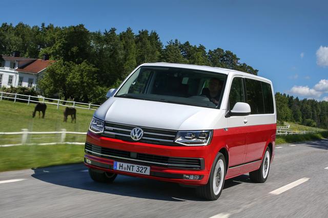 Test: VW Multivan Generation Six - Mit Sinn für Leichtigkeit
