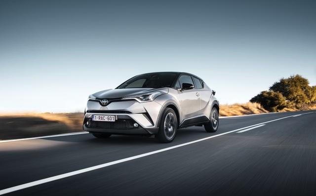 Test: Toyota C-HR - Die neue japanische Leichtigkeit