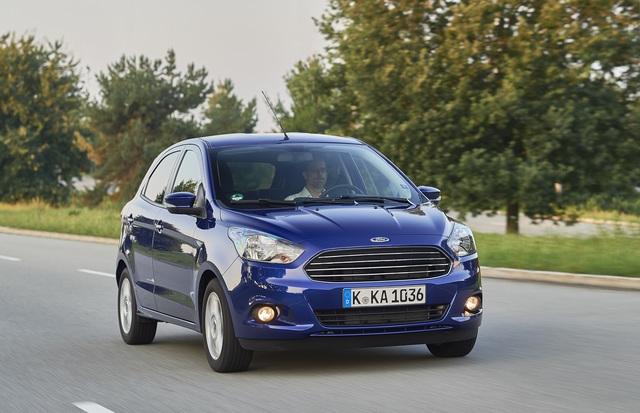 Test: Ford Ka+  - Gut von A nach B