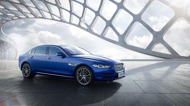 Jaguar XEL  - Es kommt auf die Größe an