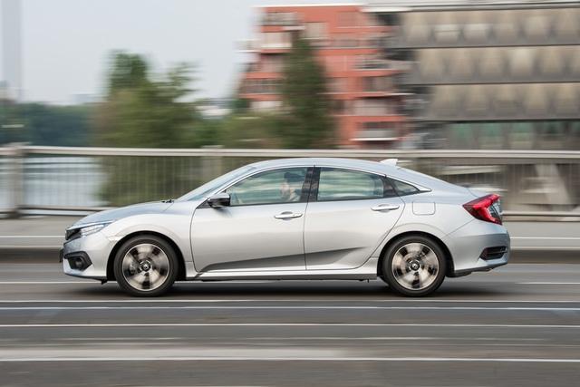 Test: Honda Civic Limousine   -  Hat da jemand Stufenheck gesagt?