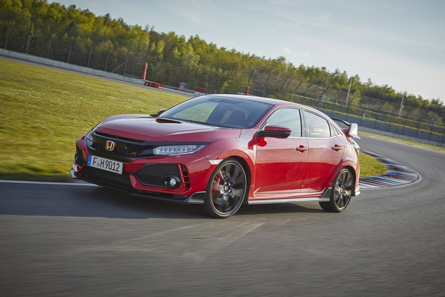 Fahrbericht: Honda Civic Type R - Messerscharf
