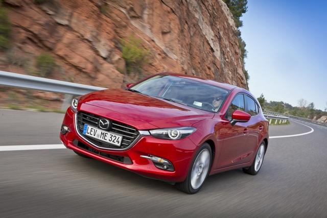 Fahrbericht: Mazda3 Facelift - Im Detail verbessert