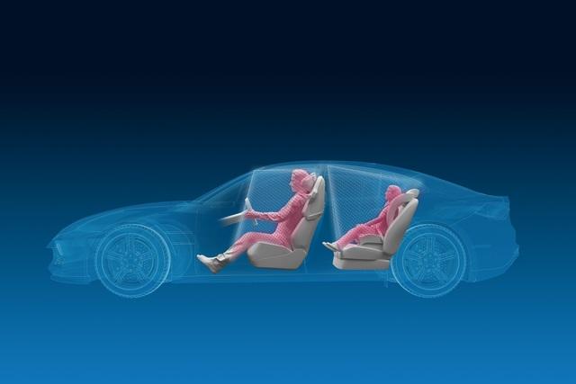 Sensoren zur Innenraum- und Außen-Überwachung  - Neue Sinne für das Auto