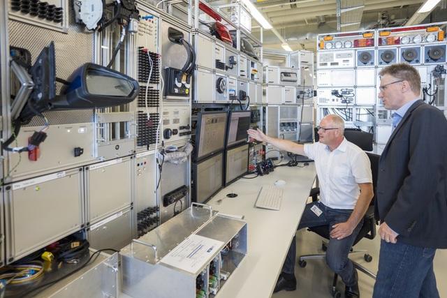 Volkswagen entwickelt immer mehr Elektronik im eigenen Haus - Silicon Valley in Wolfsburg