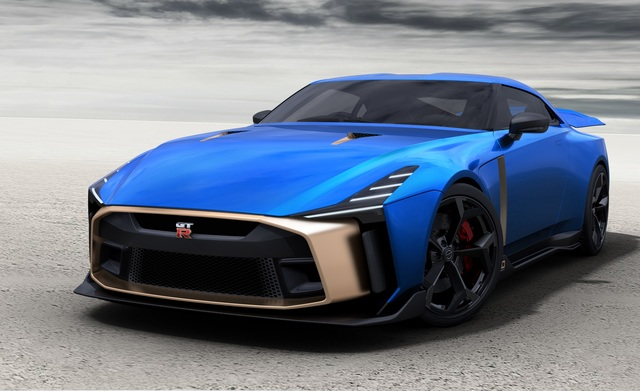 Nissan GT-R50 by Italdesign - Über-Godzilla in Kleinserie