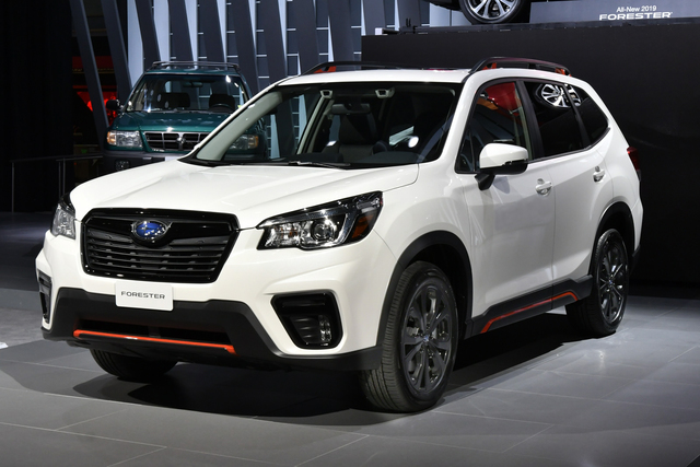 Subaru Forester  - Das aufmerksame SUV